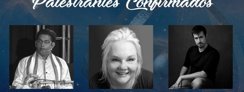 Fundadora da Cosmic Intelligence Agency no CINASTRO 2018 - 2
