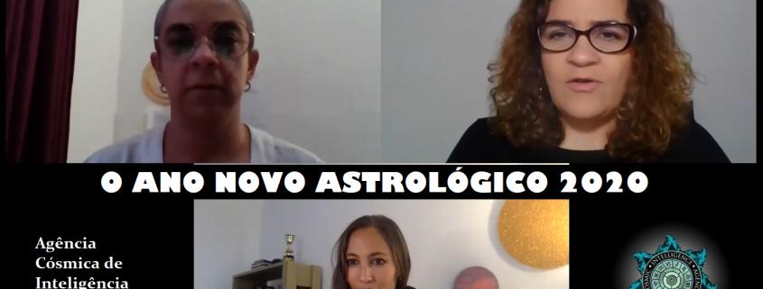 Webinar sobre o Ano Novo Astrológico 2020