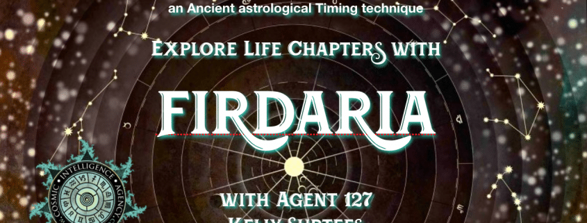 Learn astrology Firdaria Timing Technique
