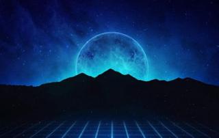 BLUE MOON AQUARIUS