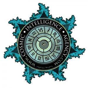Cosmic Intelligence Agency Mandala